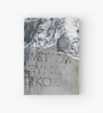 Steps of The Council House, Aphrodisias Hardcover Journal