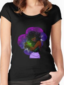Shrinking Violet Women's Fitted Scoop T-Shirt
