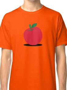 A red apple Classic T-Shirt