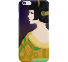 Lady of the Reeds iPhone Case/Skin