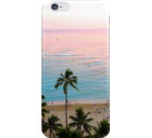 Hawaii Sunset iPhone Case/Skin