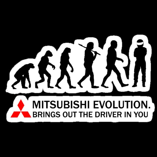 Mitsubishi Evolution Design 3 by 2007bc
