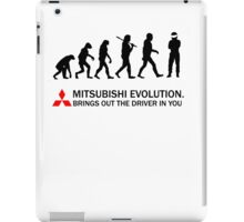 Mitsubishi Evolution Design 3 iPad Case/Skin