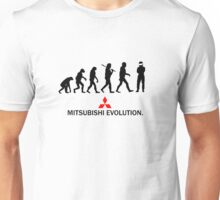 Mitsubishi Evolution Design 1 Unisex T-Shirt