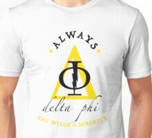 Fake Sorority Delta Phi Unisex T-Shirt