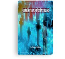 Great Expectations Setting and Tone Canvas Print