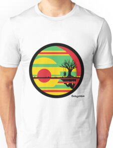Sunset Swing Swag Unisex T-Shirt