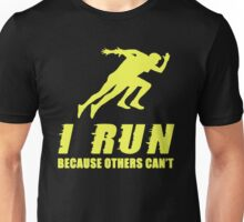 Support Marathon Runners Unisex T-Shirt