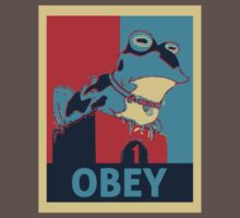 Obey The Hypnotoad by AnorakChampion