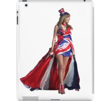 tay tay the queen iPad Case/Skin