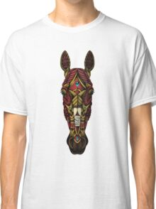 Red Horse Head Classic T-Shirt