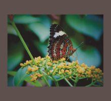 Butterfly Beauty One Piece - Short Sleeve