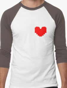 Determination- UNDERTALE Men's Baseball ¾ T-Shirt