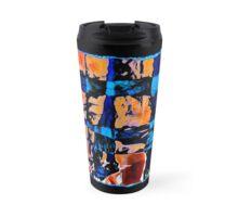 Vibrant Crush by Jenny Meehan  Travel Mug