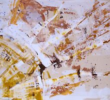 SUN. If there were no clouds, we should not enjoy the sun - Original Art Large Wall Art Modern Abstract Expressionism Painting by Dmitri Matkovsky