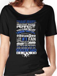 Tough Soccer Dad Women's Relaxed Fit T-Shirt