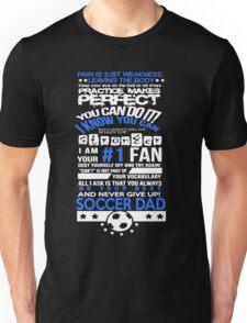 Tough Soccer Dad Unisex T-Shirt