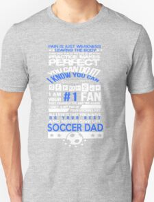 Tough Soccer Dad Unisex T-Shirt