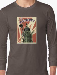 Doctor Who Dalek Long Sleeve T-Shirt