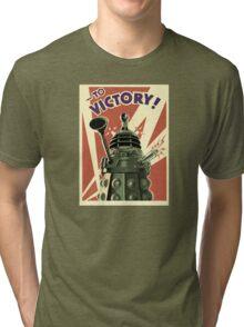 Doctor Who Dalek Tri-blend T-Shirt