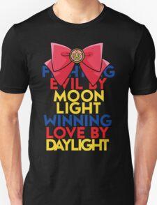Sailor Moon Fighting Evil By Moonlight Unisex T-Shirt