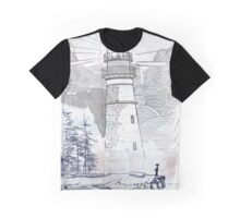 Life is Strange - The Lighthouse Graphic T-Shirt