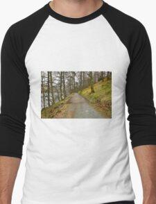 Buttermere Walks Men's Baseball ¾ T-Shirt