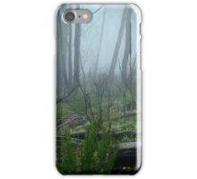 Charred Landscape iPhone Case/Skin