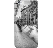 A Good Shadow Is Difficult to Resist - Martin Place - Sydney iPhone Case/Skin