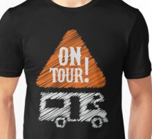On Camping Tour!  Unisex T-Shirt