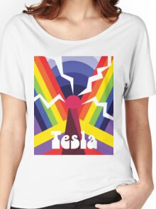 Nikola Psychedelica Women's Relaxed Fit T-Shirt