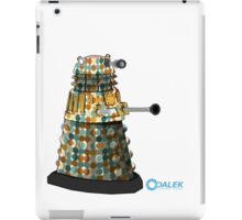 Dalek dot iPad Case/Skin