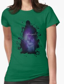 Harry Potter - Always Womens Fitted T-Shirt