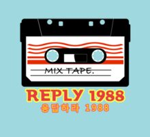 reply 1988.cassette Sticker