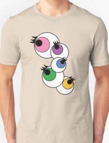 Eyeball Creepy Kawaii Kyary Pamyu Pamyu Pon Pon Pon Unisex T-Shirt