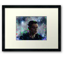 Mr.Robot Framed Print