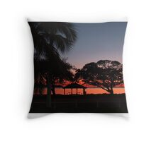REST AND RECEIVE Throw Pillow