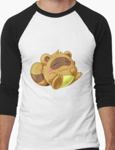 tanuki Men's Baseball ¾ T-Shirt