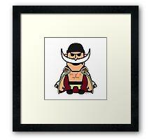 Edward Newgate One Piece Framed Print
