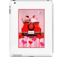 Just Married iPad Case/Skin
