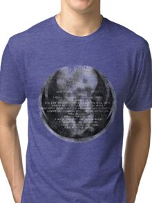 The Grey Jedi Code Tri-blend T-Shirt