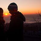 Sunset at Trieste by Sunil Bhardwaj