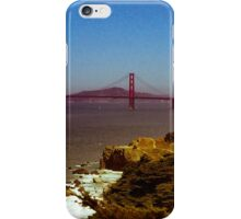 Retro San Francisco iPhone Case/Skin