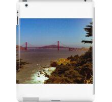 Retro San Francisco iPad Case/Skin