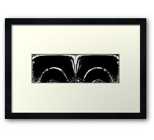 AB48 Abstract Framed Print