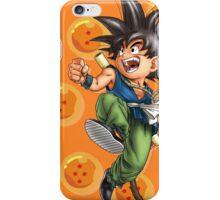 G O K U !!! iPhone Case/Skin