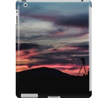 A boy and his camera (small town) iPad Case/Skin