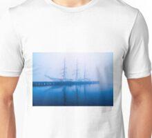 Framed In Fog Unisex T-Shirt