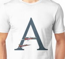 A for Airplanes Unisex T-Shirt