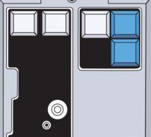 x-wing pilot Sticker